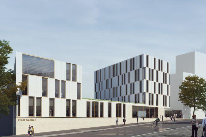 Büro und Verwaltung Aachen