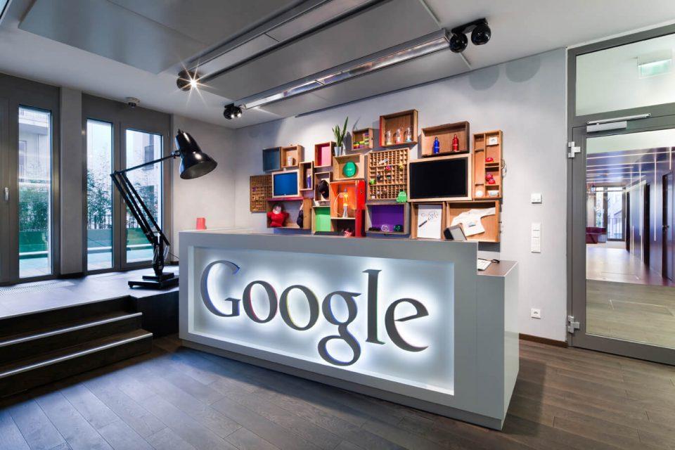 Google Office Düsseldorf