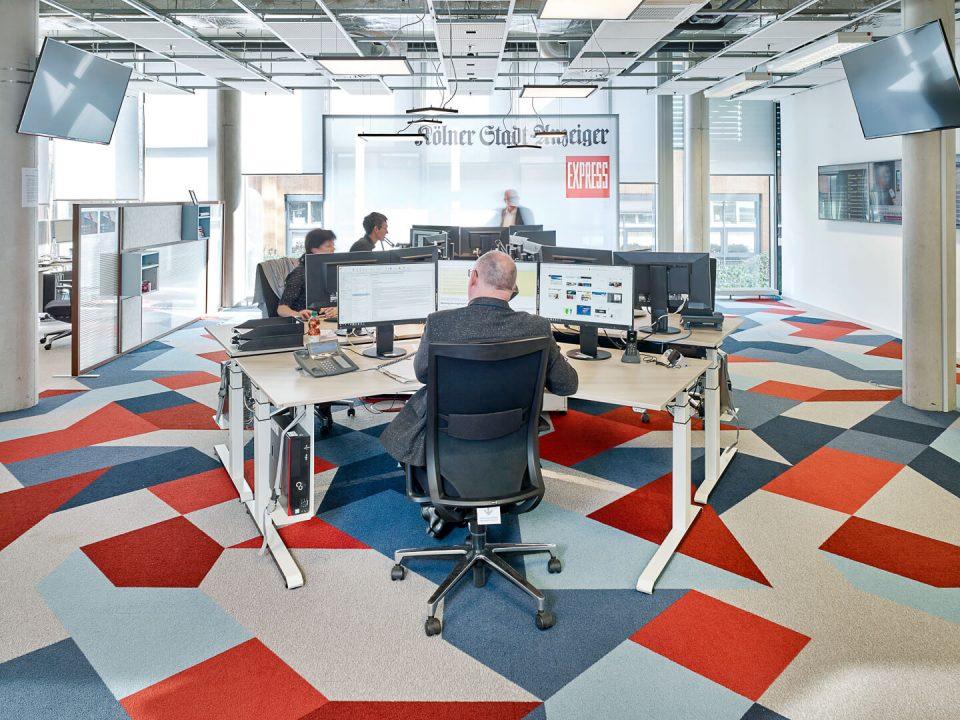 Kölner Stadtanzeiger Office