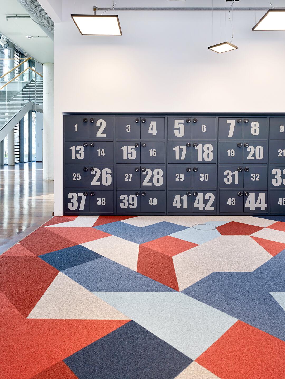 Kölner Stadtanzeiger Locker Room