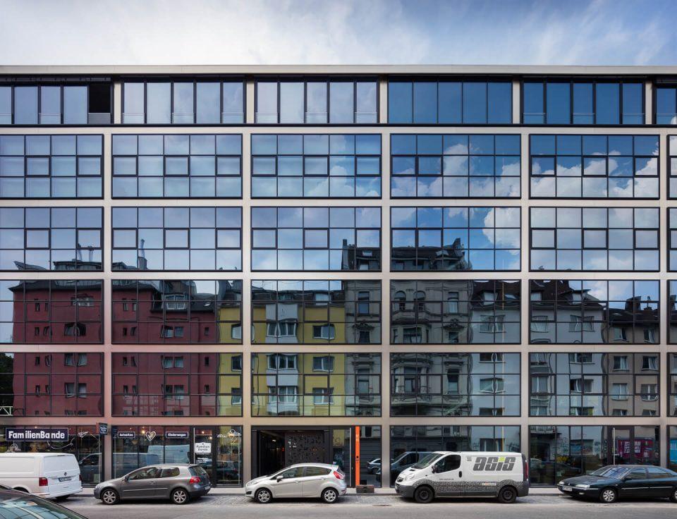 Lofthaus Köln