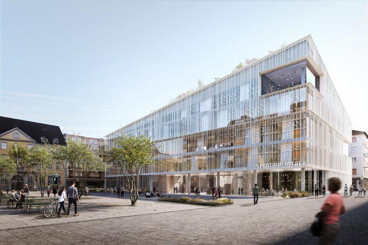 Stadtbibliothek Mannheim
