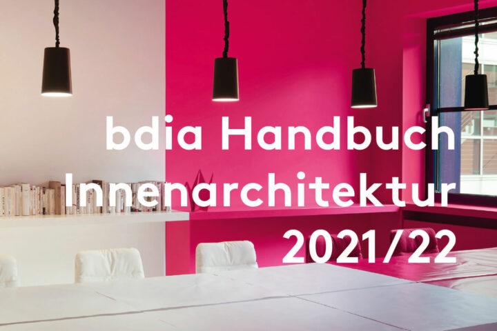 BDIA Handbuch Frau Innenarchitektin