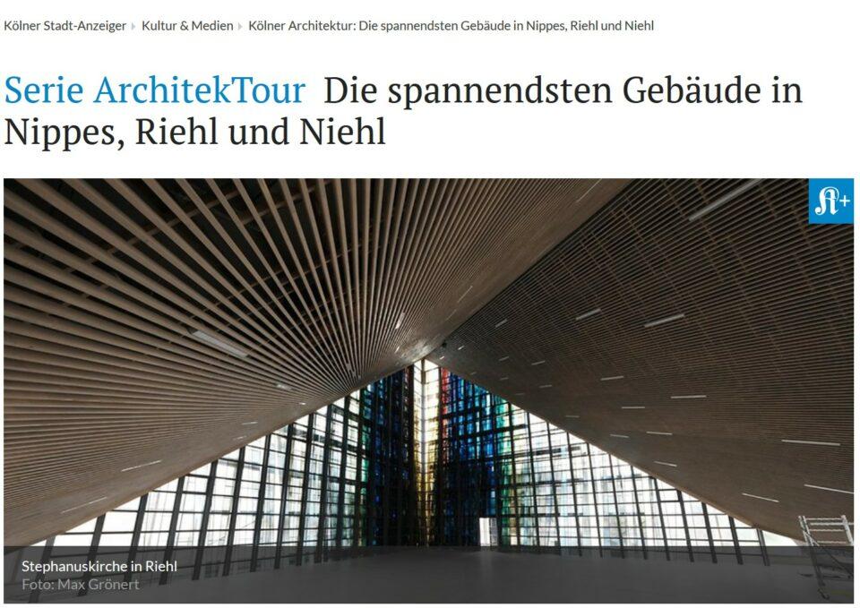 Architekturrundgang Köln-Nippes